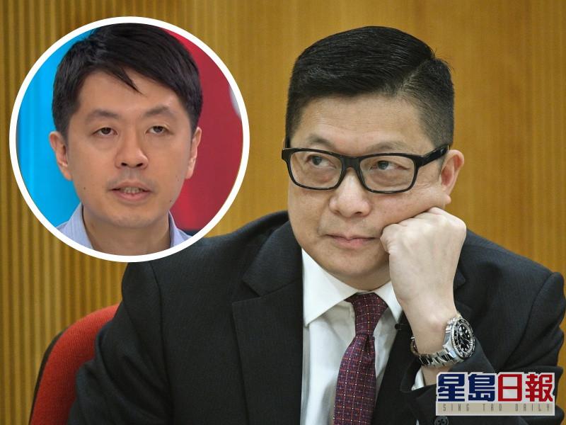 香港警务处长不点名批黎智英、许智峰:必严肃跟进