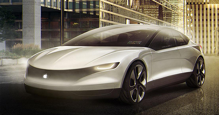 苹果玩智能汽车 路子比特斯拉还野