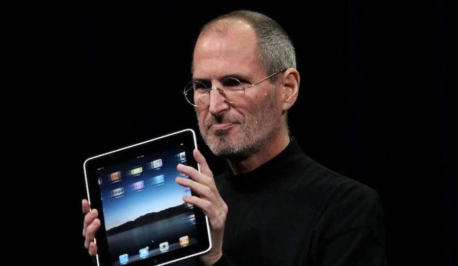 """苹果iPad迎来十岁生日 让我们回顾""""iPhone之母""""巅峰时代"""