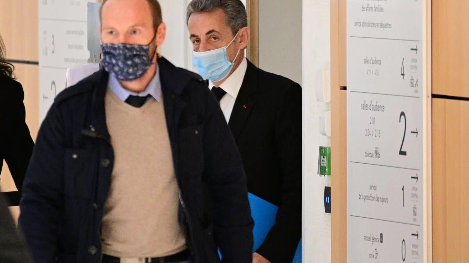 法国前总统萨科齐受审近4小时 坚称没有任何腐败行为