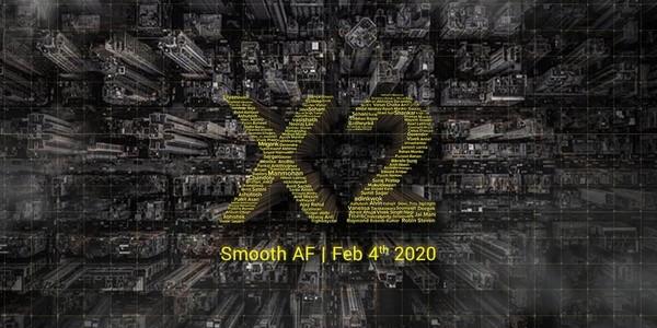 POCO X2将于2月4日海外发布 可能搭载120Hz屏幕还有5G版本