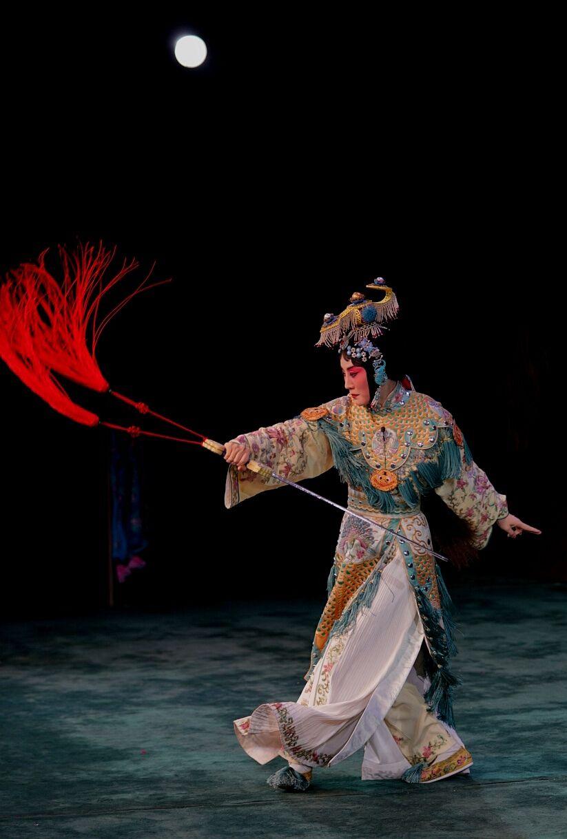張火丁1月17日北京復演《霸王別姬》,每人限購一張
