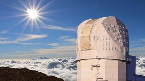 """【蜗牛棋牌】全球最大太阳望远镜发布最""""高清""""太阳照片(图)"""