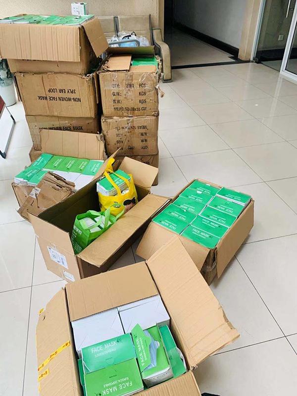 上海一家药店卖发霉口罩店主被拘 检察院提前介入