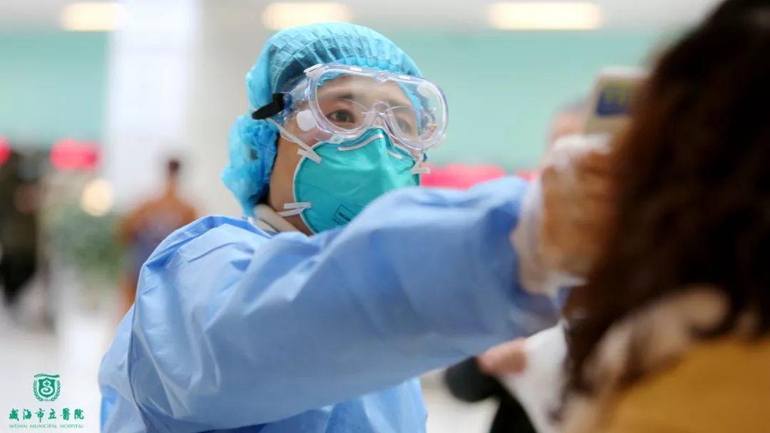 向奋战在防疫一线的医务工作者致敬!
