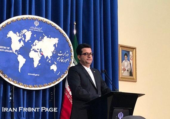 伊朗外交部发言人阿巴斯·穆萨维
