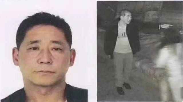 黑龍江男子作案后潛逃 警方懸賞