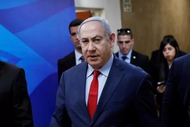 以色列总理内塔尼亚胡 原料图 图自路透社
