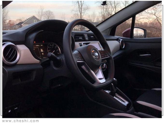 日产新款Versa售价曝光!搭1.6L发动机/运动外观