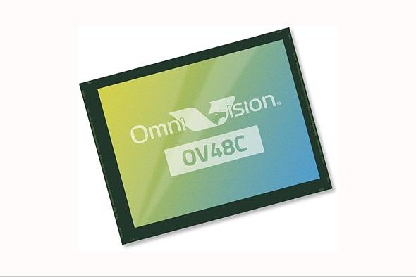 豪威发布1/1.3英寸手机CMOS 具有1.2微米的像素尺寸+可消除运动伪影