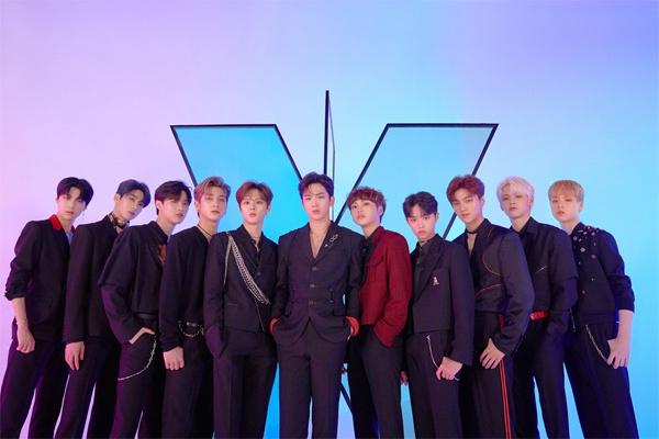 韩国男团X1(《每日经济》)