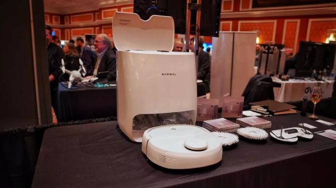 CES 2020:可自我清潔掃拖機器人來啦