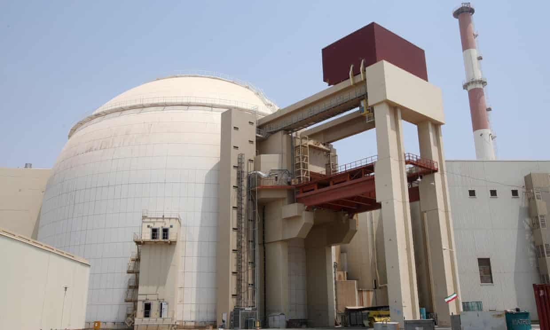 布什尔核电站连续附近发生地震(EPA)