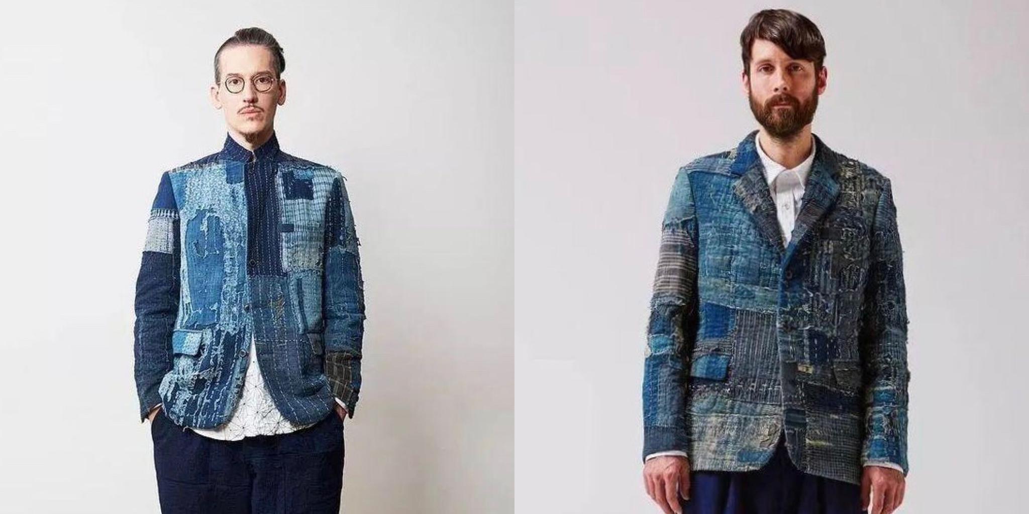 摩登日記|衣服上的補丁,時尚界的焦點圖片