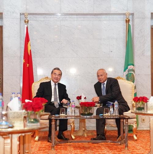 中國外長連續30年首訪赴非洲 談了很多圖片