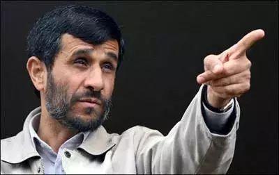 ▲伊朗前总统内贾德