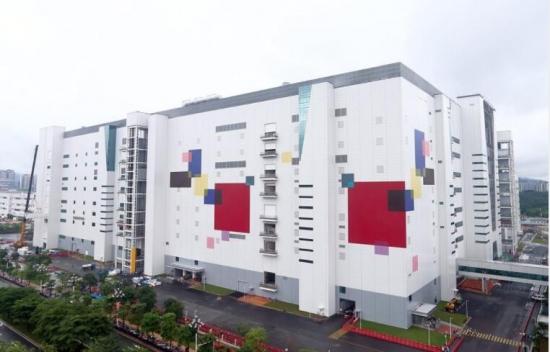 LG中国广州工厂 来源:韩联社