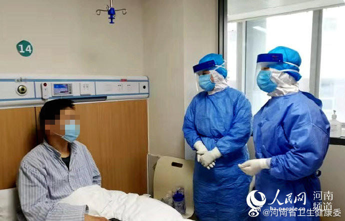 北京新增病例两名密切接触者首次核酸检测结果为阴性
