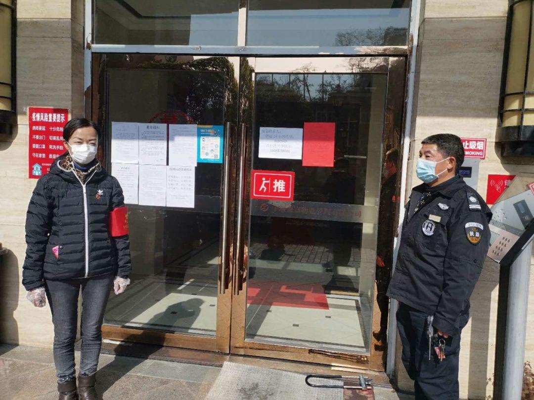 张湾区对曾有确诊病例的高危楼栋实施严管封闭措施