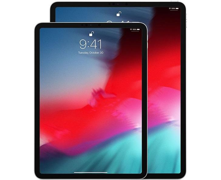 5G版iPad Pro在路上(图片来自@macrumors)