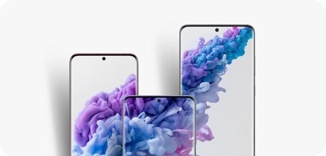 绝大多数手机厂商都会在自家的主打型号上采用打孔全面屏