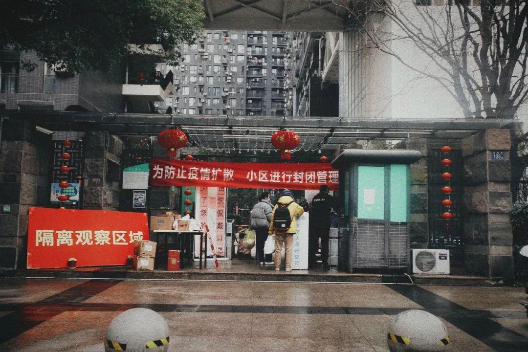 武汉某幼区 图片来源:每经记者 张建 摄