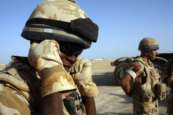 因战争致失聪 英国2000多名军人把英国防部告了