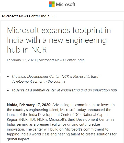 (来自:Microsoft,via OnMSFT)