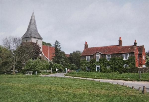 近代前期房子制作已非常重视开窗通风