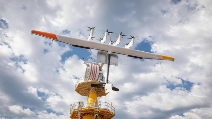能量风筝发电公司Makani和谷歌母公司分手