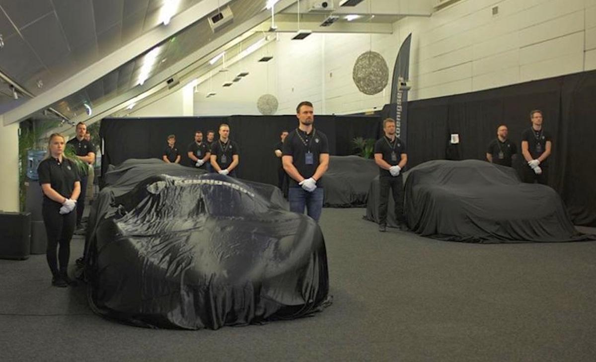 瑞典全新超級跑車即將亮相