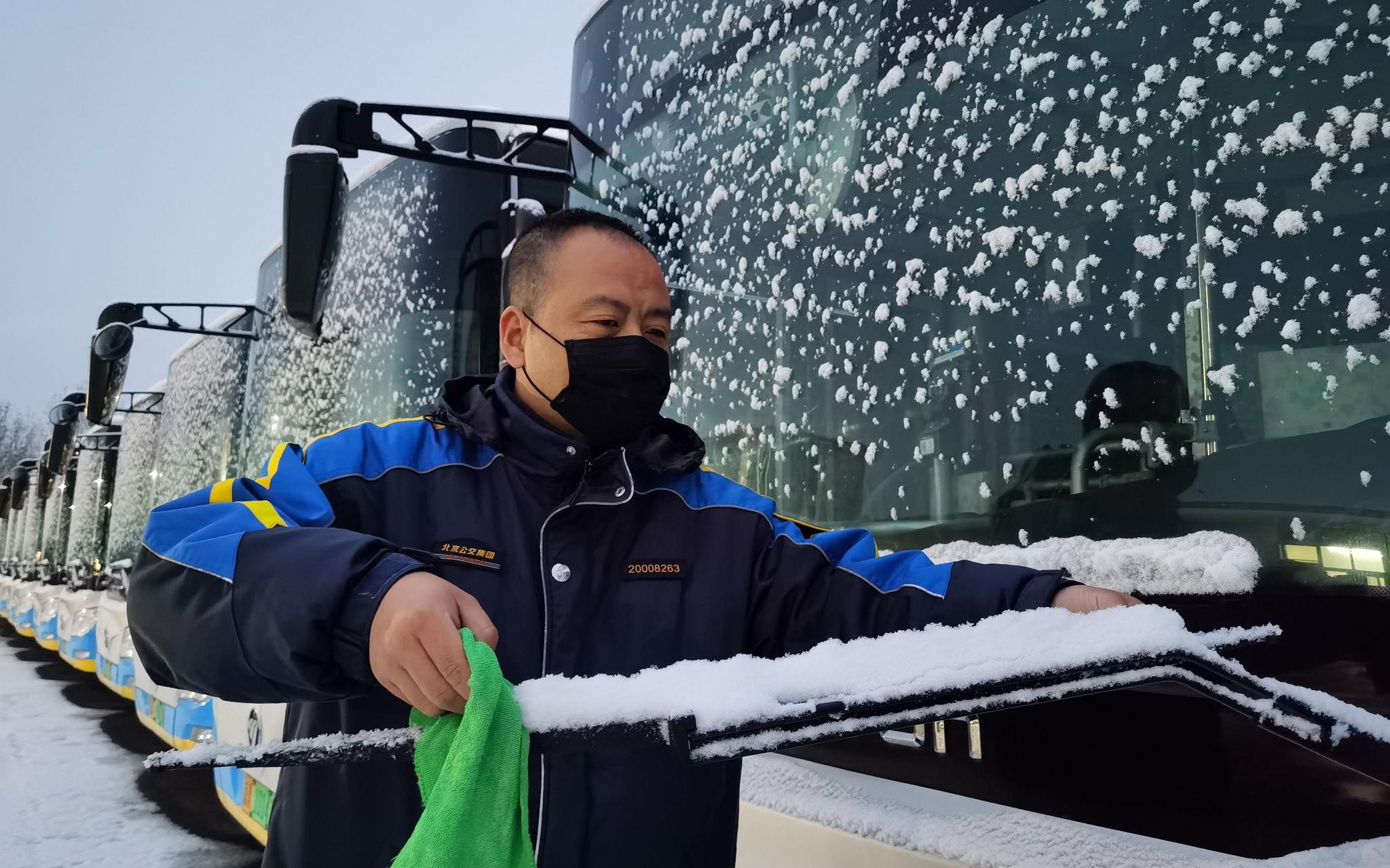北京公交集团供图