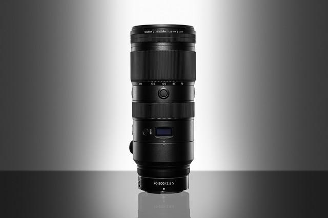 NIKKOR Z 70-200mm F2.8 VR S镜头