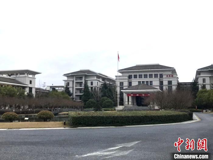 杭州市委党校 张煜欢 摄