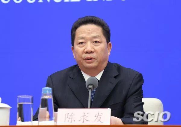 辽宁省委书记陈求发
