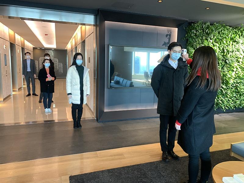 中国华电:全面抓好疫情防控确保安全生产和员工健康