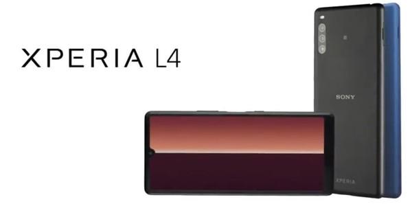 索尼Xperia L4