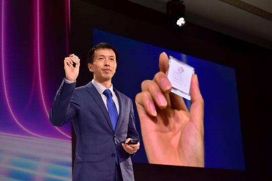 华为发布新一代5G网络方案:传输提