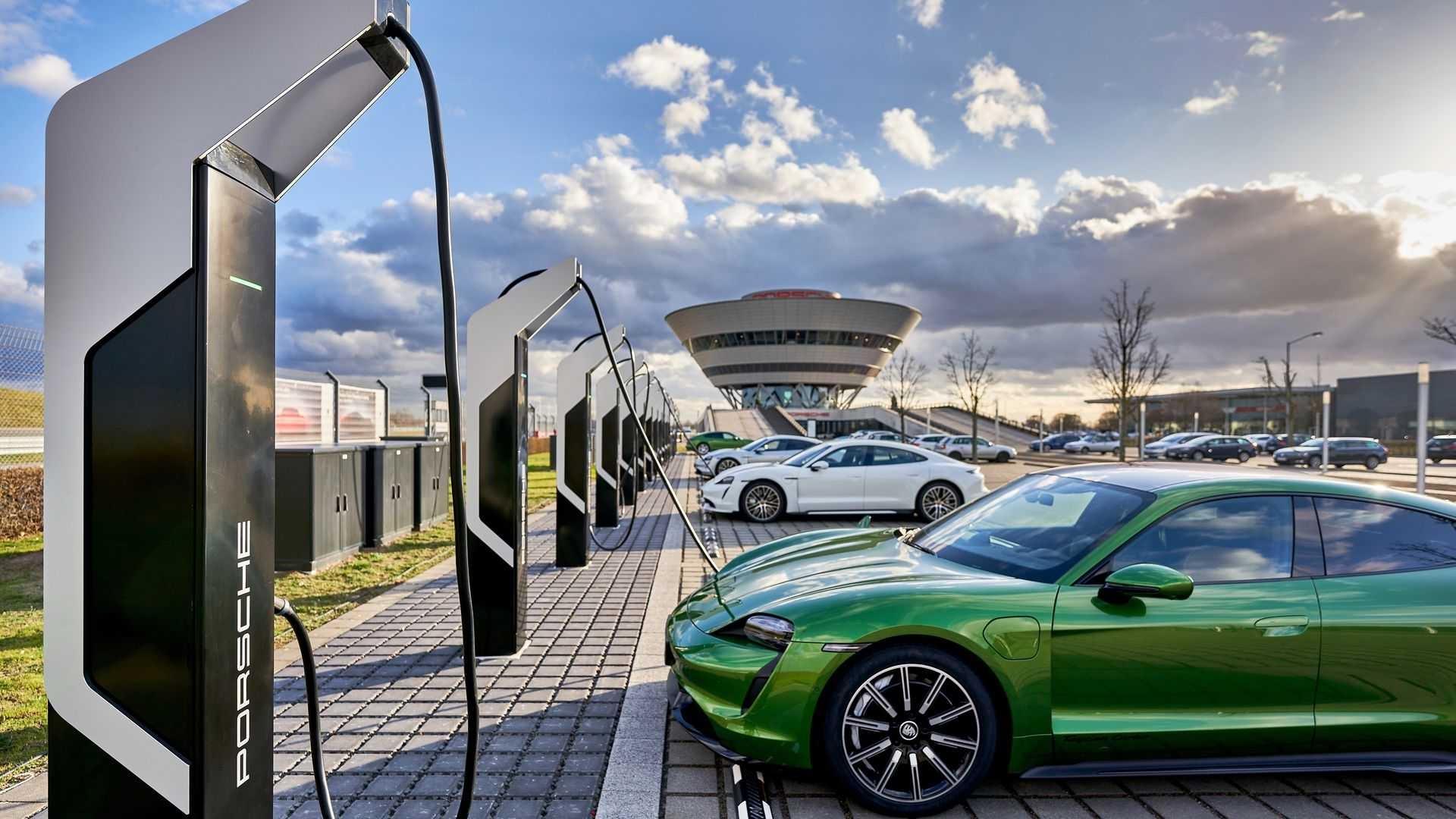 欧盟电动汽车发展,未来10年需投资800亿欧元建充电站