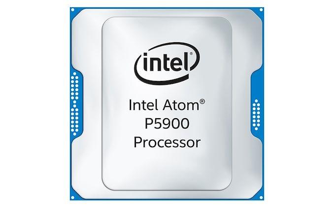 英特尔发布10nm Atom处理器P5900 为无线接入网络
