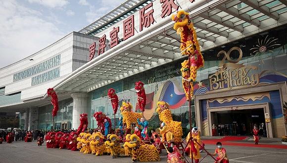 中国最大家具品牌集散地复工 厂商称出货量减少一半
