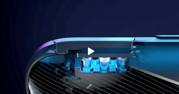 游戲手柄移植手機 黑鯊3搭載實體機械按鍵