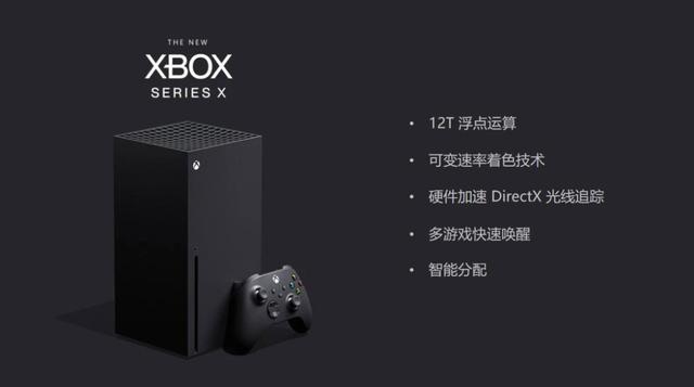 Xbox Series X固态硬盘支持多游戏快速唤醒