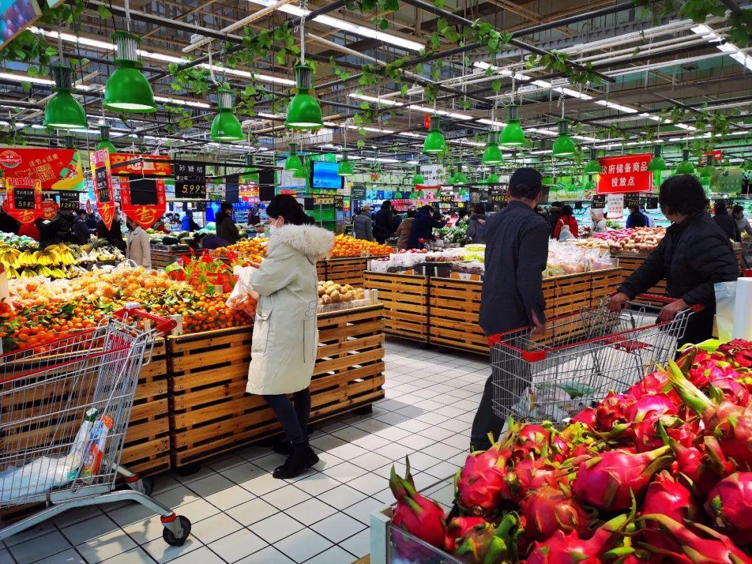 實拍青島大潤發超市!