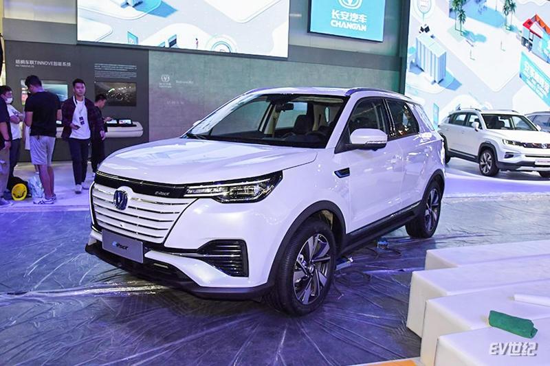 长安E-Rock纯电动SUV将于4月上市