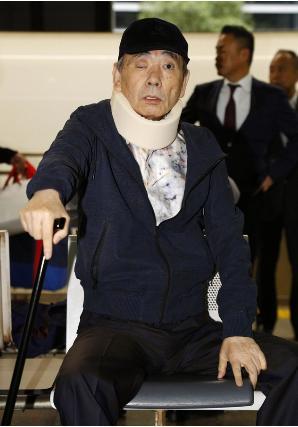 山口组二号人物高山清司(产经新闻)