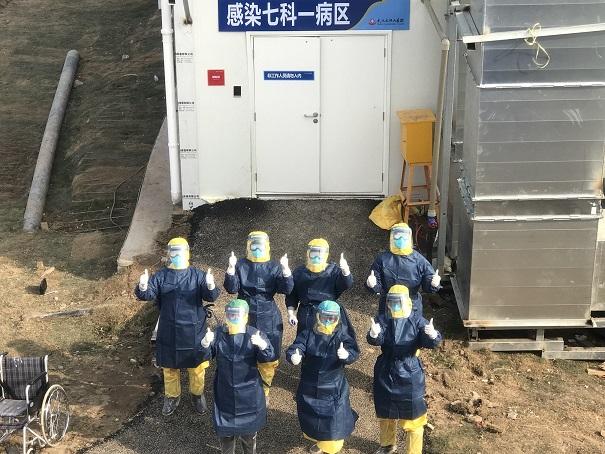 快讯:武汉火神山医院收治第二批患者