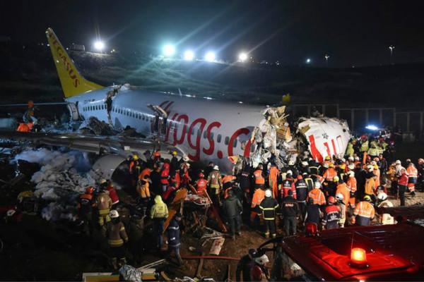 事故现场(图源:西班牙《先锋报》)