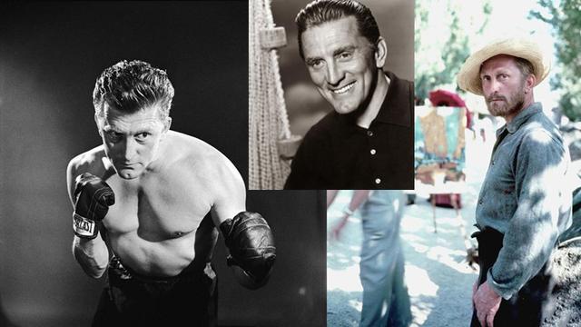 巨星陨落!好莱坞传奇人物柯克·道格拉斯5日寿终正寝 享年103岁