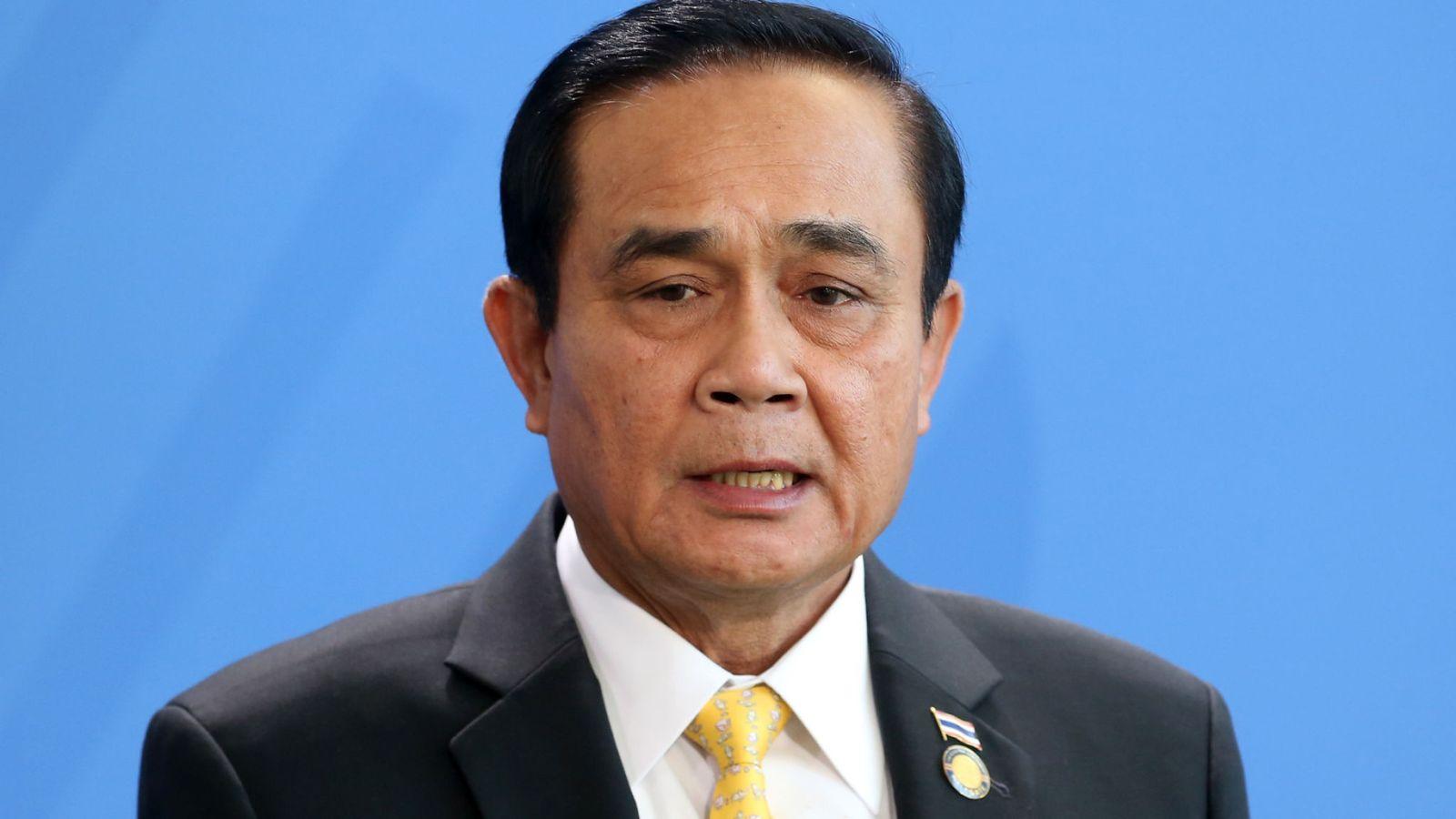 泰国总理巴育(sky news)
